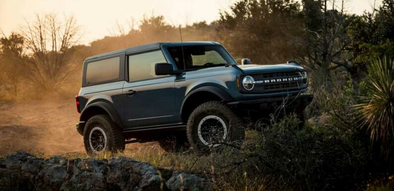 Ford Bronco Is Stealing A Ton Of Buyers From Other Brands