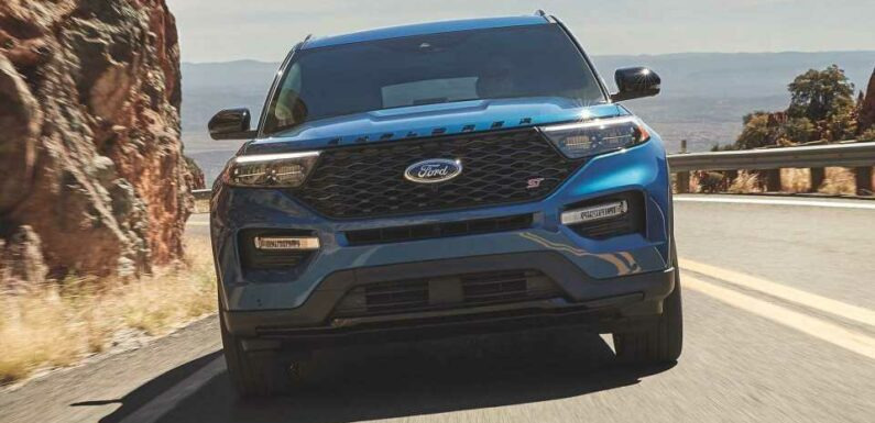 Ford Explorer ST With Rear-Wheel Drive Is Likely $2,000 Cheaper