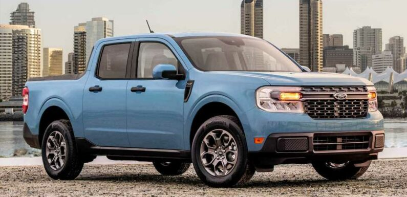 Ford Maverick Hybrid Won't Be Stockpiled On Dealer Lots