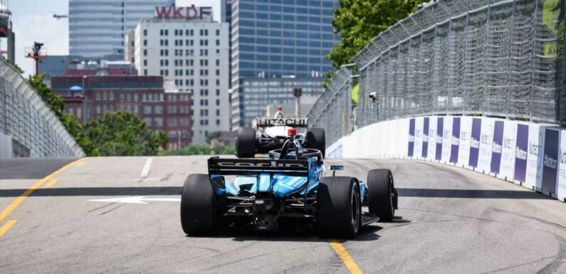 Gallery: IndyCar's Newest Street Course in Nashville Is an Eyeful