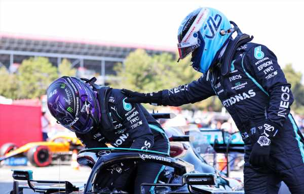 Hamilton 'loyal' to Bottas but decision is Wolff's