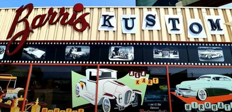 Hollywood's Iconic Barris Kustom Car Shop Is In Danger of Closing