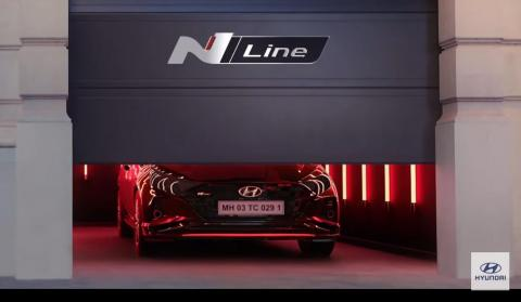Hyundai i20 N Line variant details & specs leaked!
