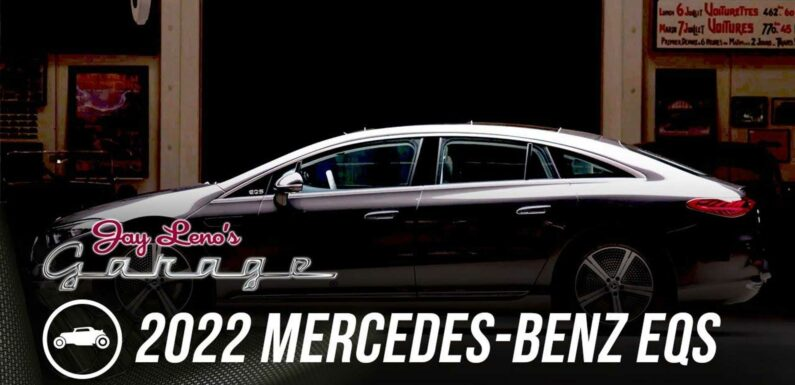 Jay Leno Spends A Week With 2022 Mercedes EQS Electric Sedan