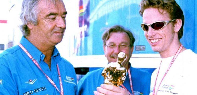Jenson Button explains Flavio Briatore-inspired playboy image