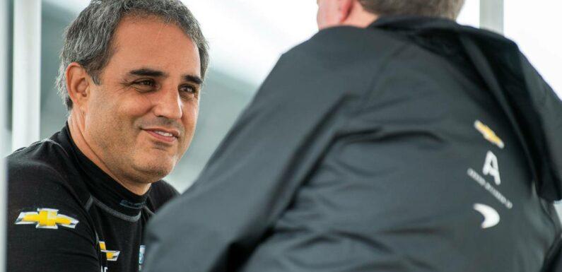 Juan Pablo Montoya: 'Formula 1 has become more playful'   Planet F1