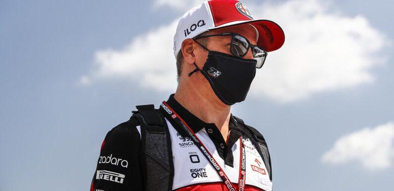 Kimi Raikkonen 'doesn't care' about eventual Alfa replacement