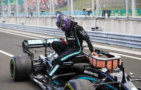 Lewis Hamilton issues health update, 'doing good'