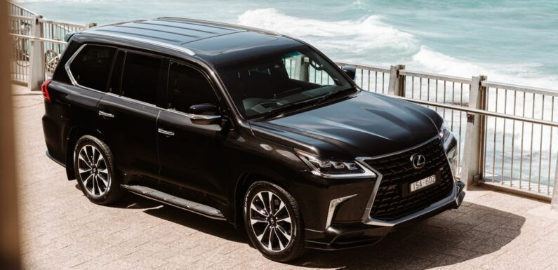 Lexus to launch three EVs through 2025; next-gen RX, GX and LX arriving on new global architecture – report – paultan.org
