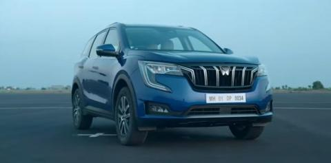 Mahindra XUV700 unveiled; variants, features & engines