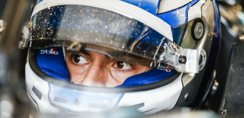 Matteo Nannini has 'received calls' from F1 academies   Planet F1