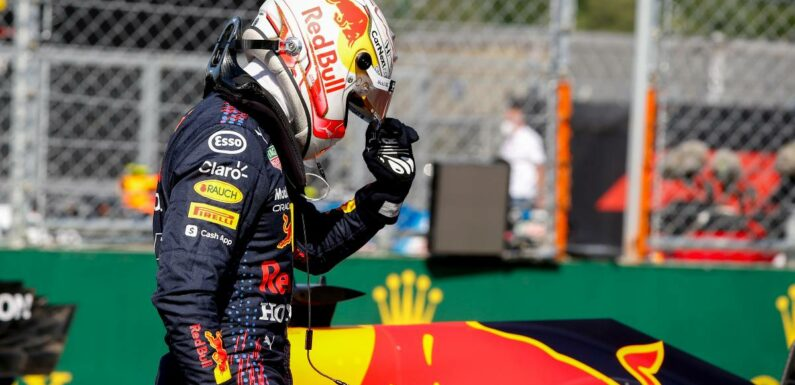 Max Verstappen says goodbye to 'aggressive approach'