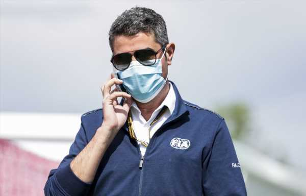 Michael Masi backs open-door policy for stewards after races