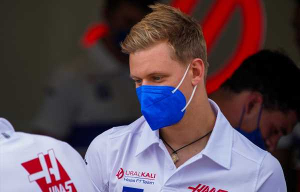 Mick Schumacher celebrates 30 years since Michael's debut at Spa