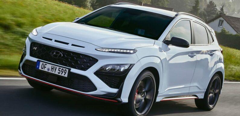 New Hyundai Kona N 2021 review