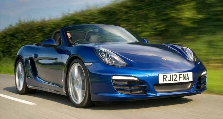 Porsche Boxster (981)   PH Used Buying Guide