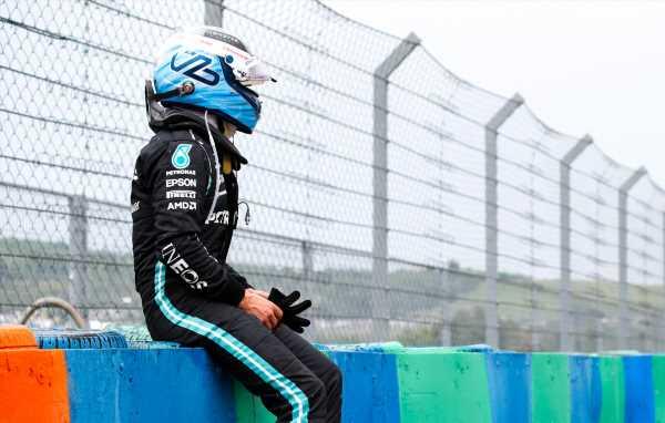Ralf Schumacher suspects 'Mercedes chapter over' for Valtteri Bottas