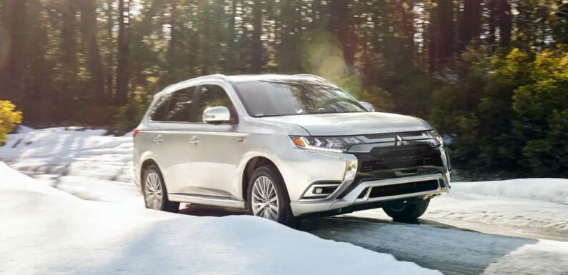Ralliart Could Be Revived With New Mitsubishi Outlander PHEV