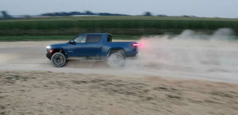 Rivian Says It Will Start R1T Deliveries In September