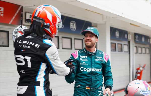 Ross Brawn: 'The old Sebastian Vettel is back'