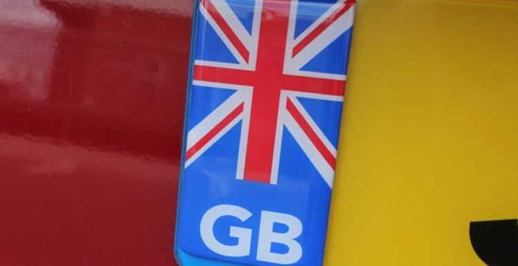 September number plate changes to make it easier for police to scan plate