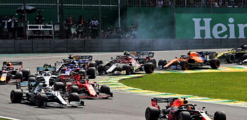 Stefano Domenicali confirms Brazil as third sprint qualifying venue
