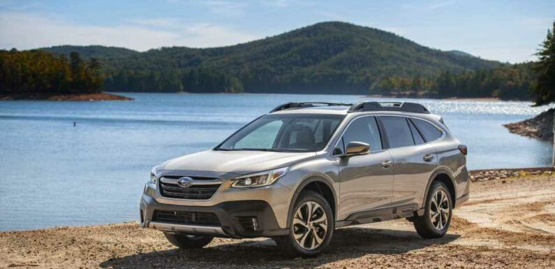 Subaru recalls 165,000 newer SUVs and cars for fuel pump issue