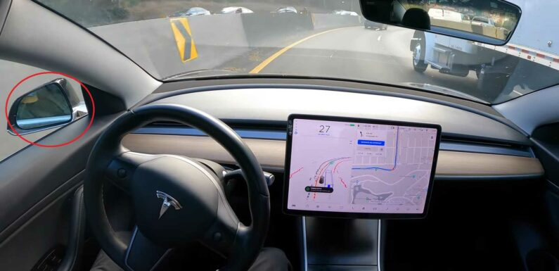 Tesla Full Self-Driving Beta Compared To Mercedes Drive Pilot