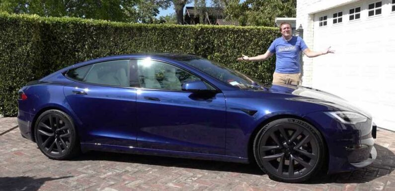 Tesla Model S Plaid Is Like Nothing Doug DeMuro Has Ever Driven