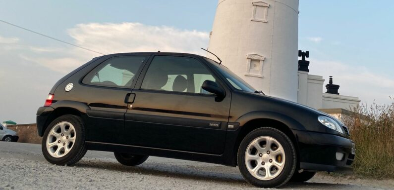 The Citroen Saxo VTR; A Bargain Pocket Rocket And Why You Need One
