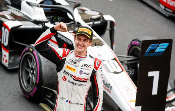 Theo Pourchaire surprised by F1 speed on test debut | Planet F1
