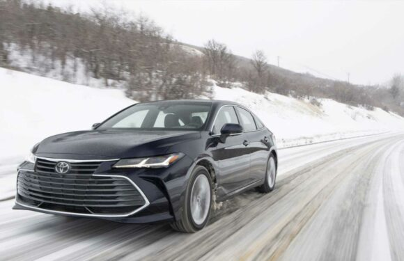 Toyota Avalon Is Dead! Long Live the Camry!