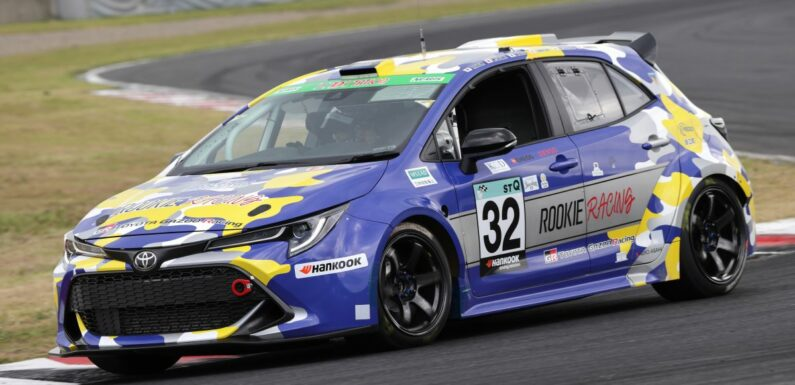 Toyota Corolla powered by hydrogen completes five-hour Super Taikyu endurance race in Autopolis, Japan – paultan.org
