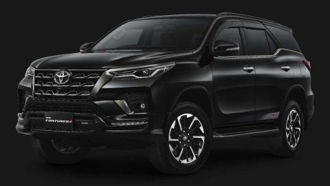 Toyota Fortuner GR Sport debuts in Indonesia