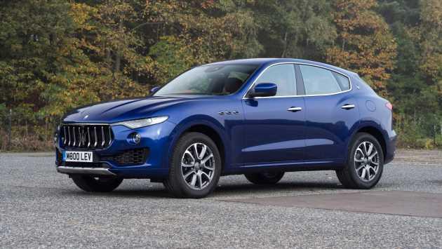 Used Maserati Levante review