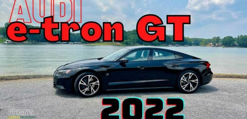 Watch New Owner Take Delivery Of Audi E-Tron GT
