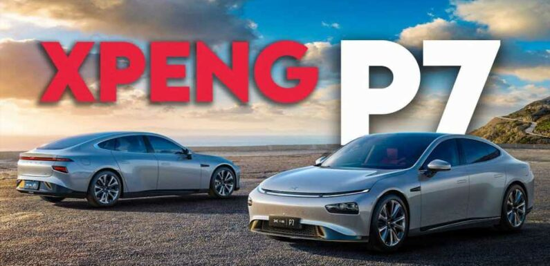 Xpeng P7: Everything You Need To Know
