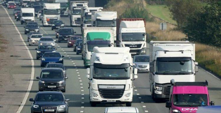 'We pay enough on petrol': Drivers slam pay-per-mile car tax model