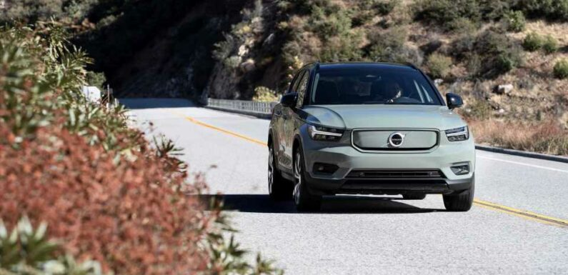 18.5% Of Volvo's August 2021 US Sales Were Recharge Plug-Ins