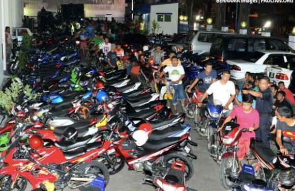 "200 held in ""Ops Khas Motosikal"" in Kuala Lumpur – paultan.org"