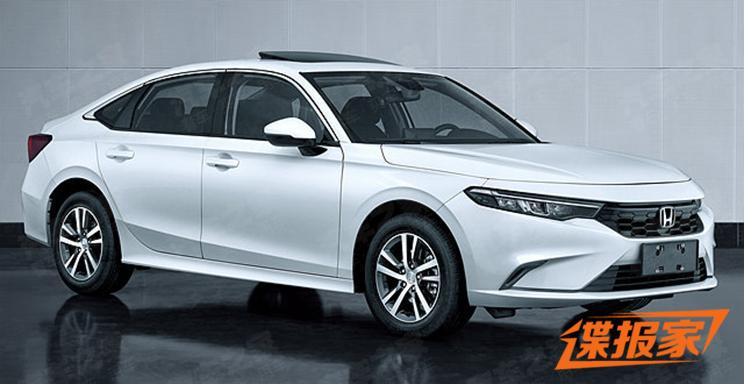 2022 Honda Integra in China is a Civic with a new face – paultan.org