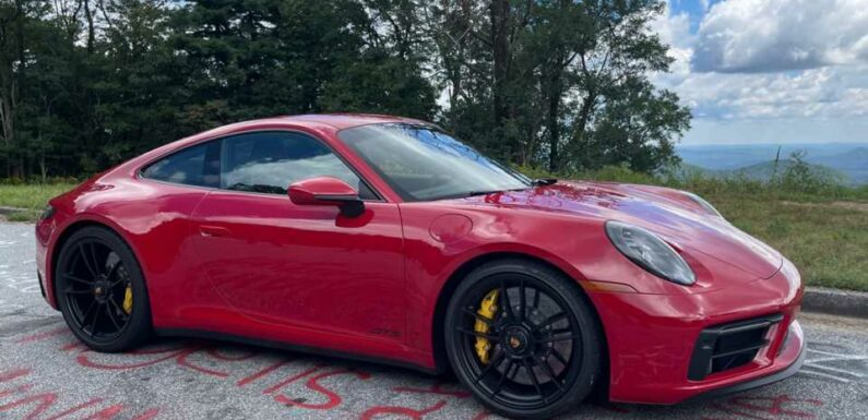 2022 Porsche 911 Carrera GTS First Drive Review: Hits That 911 Sweet Spot