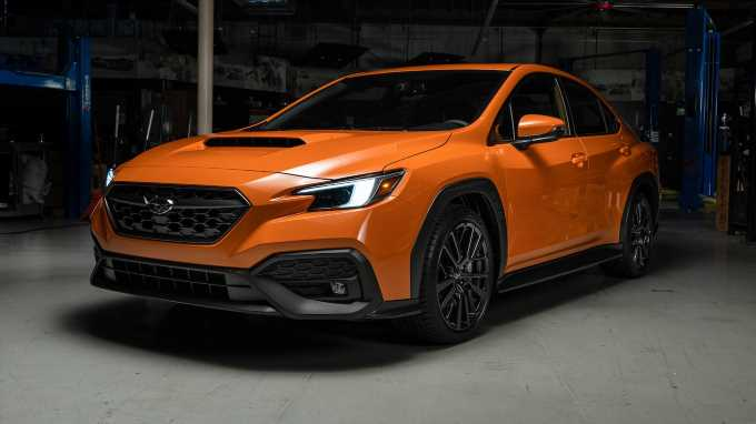 2022 Subaru WRX First Look: The All-New WRX Is Finally Here!