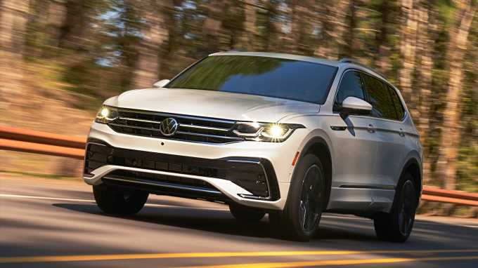 2022 Volkswagen Tiguan First Drive Review: Incrementally Better Than Ever