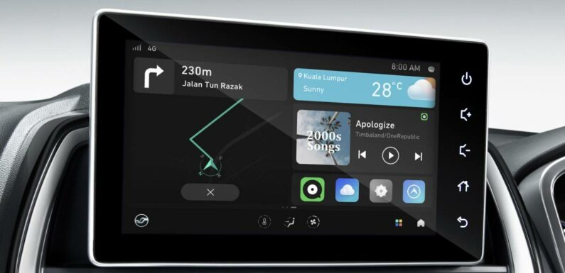 ACO Tech launches ATLAS – new Android 9-based OS for cars; voice commands, in-car payments, telematics – paultan.org