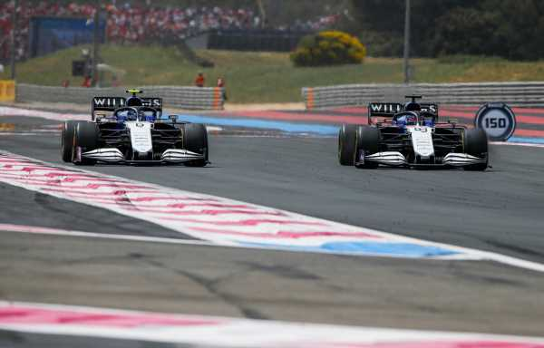 Alex Albon: Williams improving faster than any rival   Planet F1