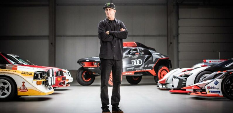Audi partners up with Ken Block on EV development – paultan.org