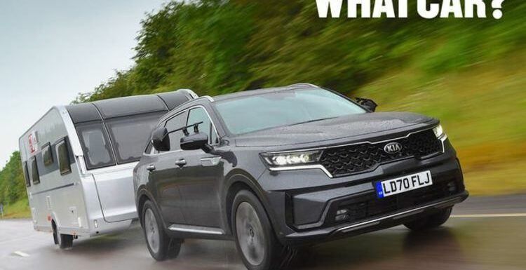 Best cars to tow caravans listed by WhatCar? as new Kia tops poll for 'painless towing'