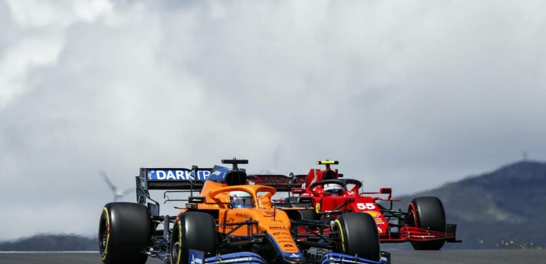 Carlos Sainz happy McLaren won at Monza from a 'historical' sense   Planet F1