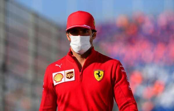 Carlos Sainz has 'never felt so slow in a race' than at Dutch GP